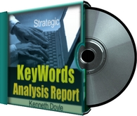 keyword analysis and research